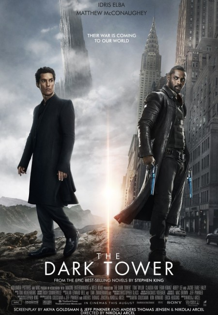 The Dark Tower plakat 2