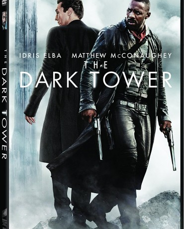 Mroczna Wieża dvd