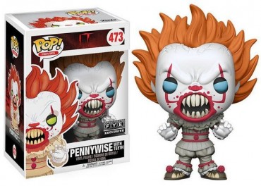 Pennywise with teeth – Funko