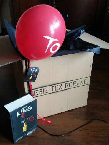 To – Balonik, karton, kod na ebooka