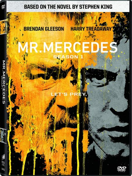 Mr. Mercedes dvd