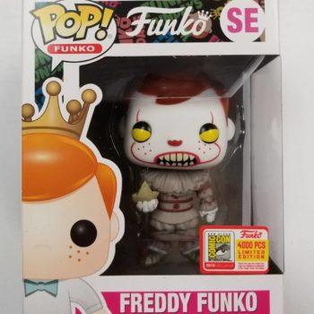 Pennywise Freddy Funko