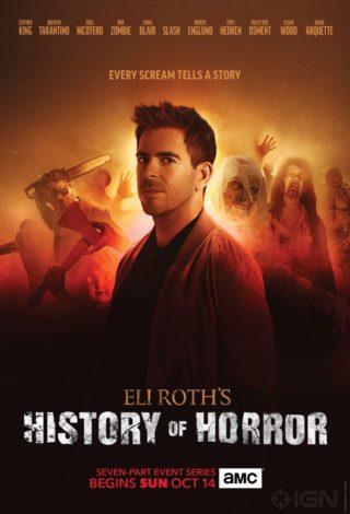 Eli Roth's History of Horror – plakat