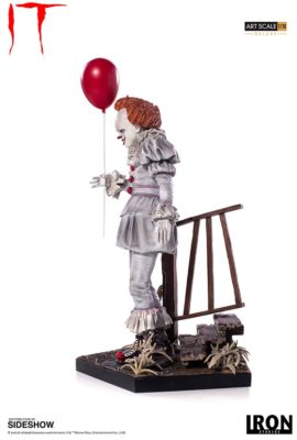 Pennywise IronStudios 2