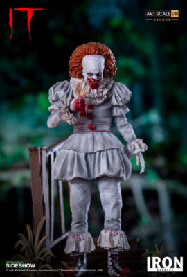 Pennywise IronStudios 3