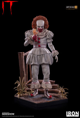 Pennywise IronStudios 4