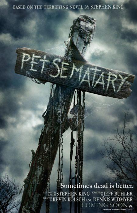 Smętarz dla zwierzaków plakat UK