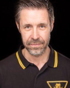 Paddy Considine jako Claude Bolton