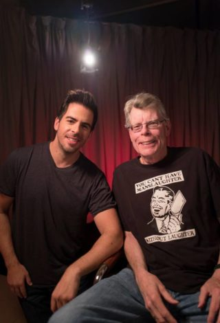 Eli Roth i Stephen King – Historia Horroru