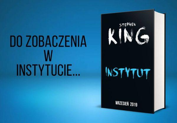 Instytut – zapowiedź książki