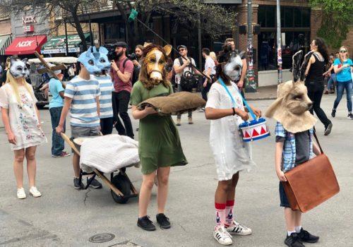 Smętarz dla zwierzaków premiera SXSW 03