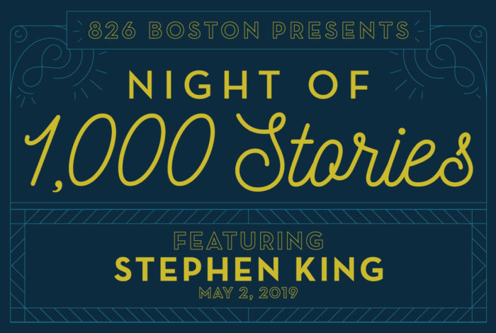 Night of 1000 stories