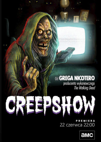 Creepshow plakat pl