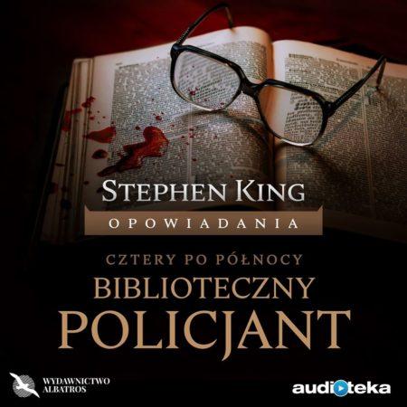Biblioteczny policjant