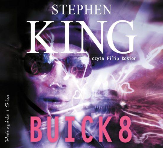Buick 8 audio