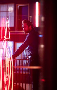 Bastion 2020 Alexander Skarsgård jako Randall Flagg