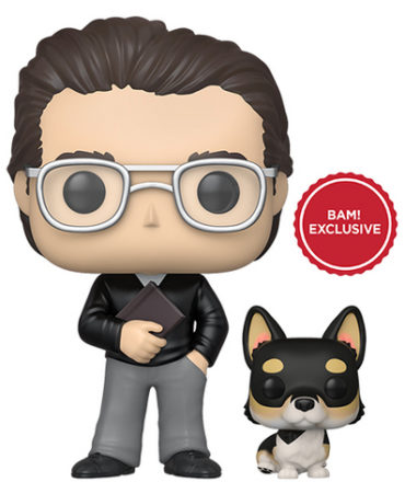Funko Pop – Stephen King with Molly aka The Thing of Evil