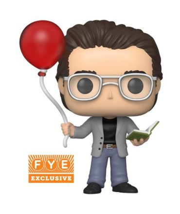 Funko Pop – Stephen King with Red Balloon