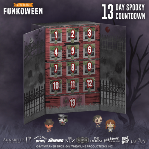 Funkoween in May – 13-Day Spooky Countdown Advent Calendar