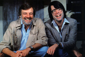 Stephen King & George Romero