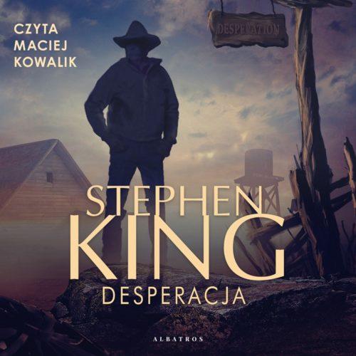 Desperacja audiobook