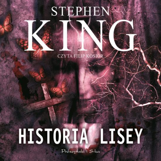 Historia Lisey audiobook