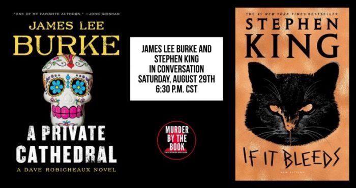 James Lee Burke i Stephen King