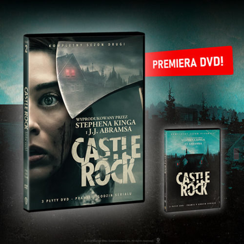 Castle Rock DVD sezon 2