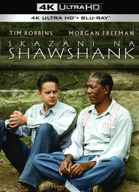 Skazani na Shawshank 4K