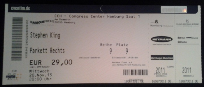 Hamburg -bilet
