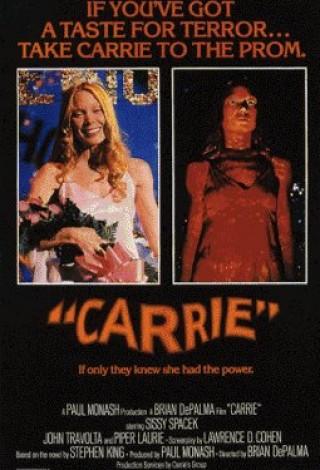 Carrie (1976) – Plakat