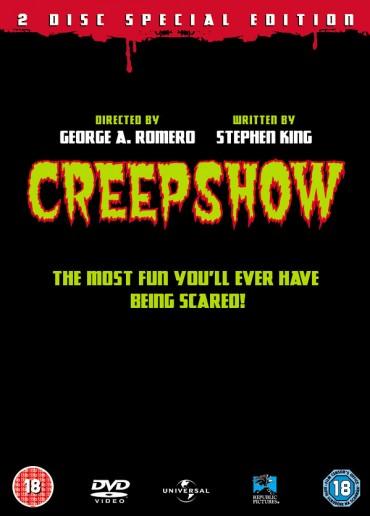 Creepshow DVD