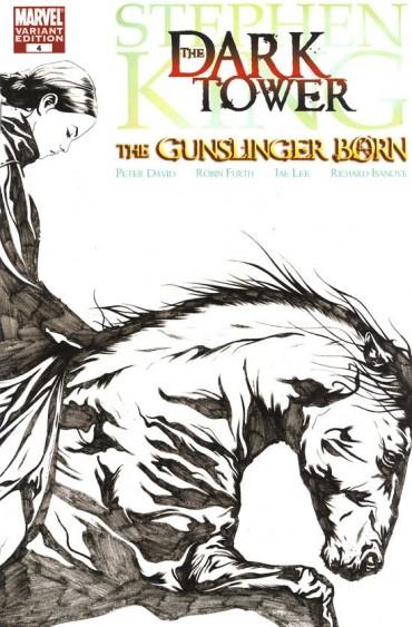 Dark Tower  Gunslinger Born 4 wariant 2
