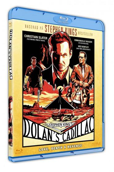 Dolan's Cadillac Blu Ray