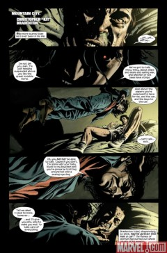 The Stand American Nightmares #2 strona 1