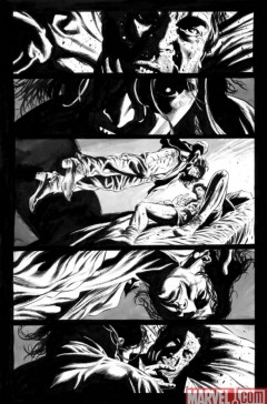 The Stand – American Nightmares #2 strona 1 B&W