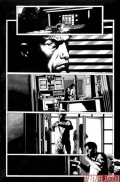 The Stand – American Nightmares #2 strona 3 B&W