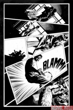 The Stand – American Nightmares #2 strona 4 B&W