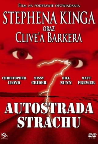 Autostrada strachu (1997) – DVD