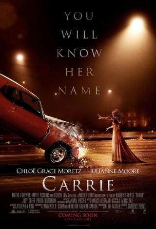 Carrie (2013) – plakat