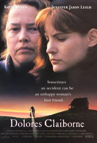 Dolores Claiborne (1995) – plakat