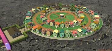 Grafika koncepcyjna filmu Mroczna Wieża 1