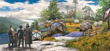 Grafika koncepcyjna filmu Mroczna Wieża 4