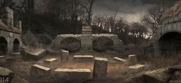 Grafika koncepcyjna filmu Mroczna Wieża 8