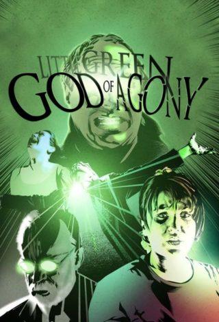 Little Green God of Agony – logo 02