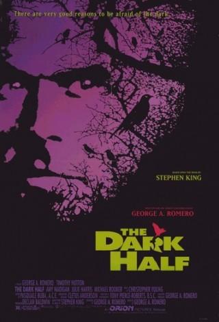 Mroczna połowa (1993) – plakat