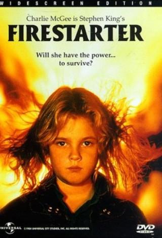 Podpalaczka (1984) – DVD