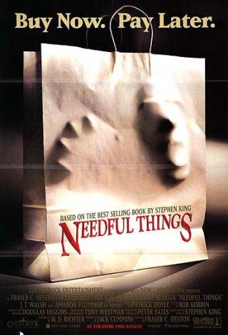 Sprzedawca śmierci (1993) – plakat