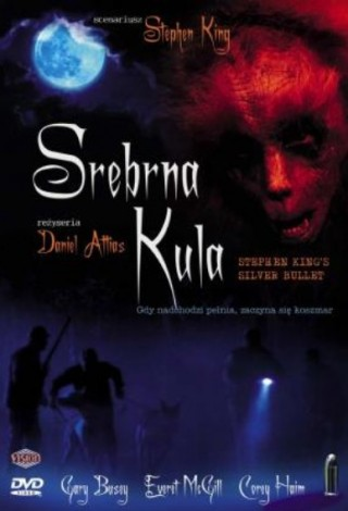 Srebrna kula (1985) – DVD