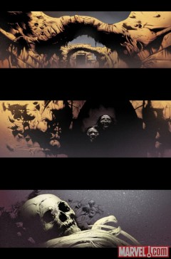 The Dark Tower The Battle of Jericho Hill #1 strona 1